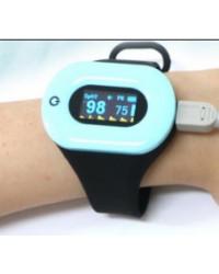 Alert Digitales handgeleng pulse Oximeter
