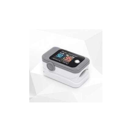 StressLocator bluetooth oximeter for Android and iPhone