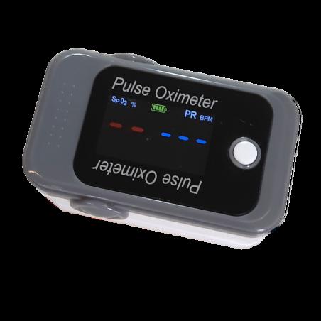StressLocator bluetooth Oximeter für Android und iPhone