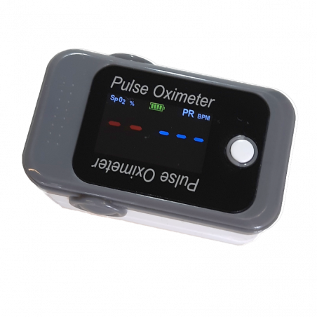 StressLocator bluetooth Oxymetr pro Android a iPhone