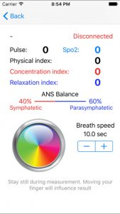 StressLocator Version 1.8 for iPhone